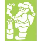 Pochoirs géant Noël