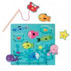 Puzzle pêche magnétique