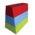 Cheval 3 blocs