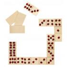 """Domino """"Coccinelles"""""""