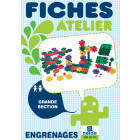 "Fiches atelier ""Engrenages"""