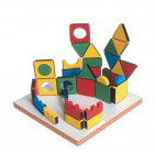 Constructions magnétiques 3D