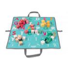 Cubes lettres et chiffres