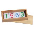Cartes système décimal