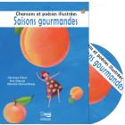 Saisons gourmandes - CD + Livre