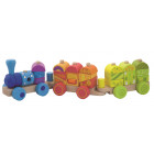 Blocs train fantaisie