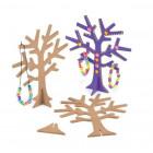6 arbres à bijoux