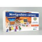 Montgolfière canyon