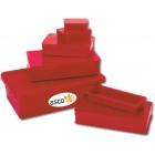 Boîtes rouges