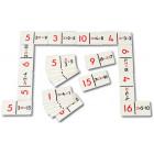 """Dominos """"Résolution d'équations"""""""