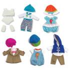 Les tenues pour bébés de 30 à 32 cm