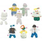 Les tenues pour bébés de 40 à 42 cm